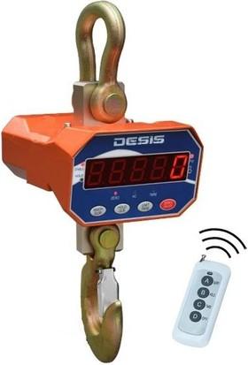 Desis Ocs-A Dijital Vinç Baskülü - Hassasiyet:1 Kg. Max: 3 Ton.