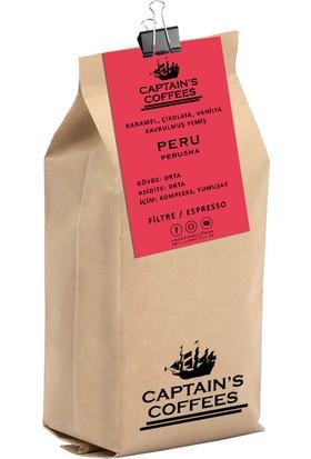 Captain's Coffees - Peru Perusha
