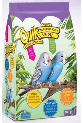 Quik Junior Yavru Muhabbet Kuşu Yemi 400 gr