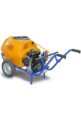 Kaan T80B Benzinli Llaclama Makinası
