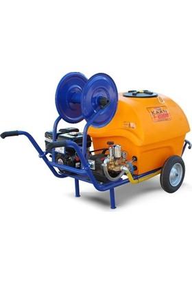 Kaan T 200 B 7 Hp Benzinli Llaclama Makinası