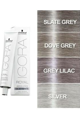 Igora Royal Saç Boyası - Grey Lilac Oksidan 30 Vol