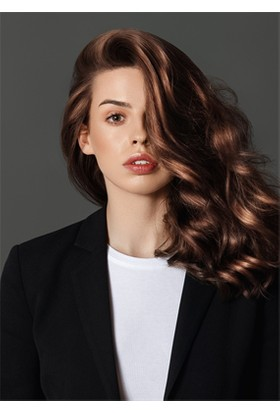 Alix Saç Boyası 6-8 Koyu Karamel 2 Adet-Oksidan 20 Volum 2 Adet