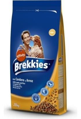 Brekkies Excel Dog Lamb Rice Kuzu Etli Pirinçli Yetişkin Köpek Maması 20 kg