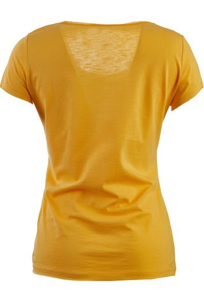 Radyum Kirli Yaka Tişört
