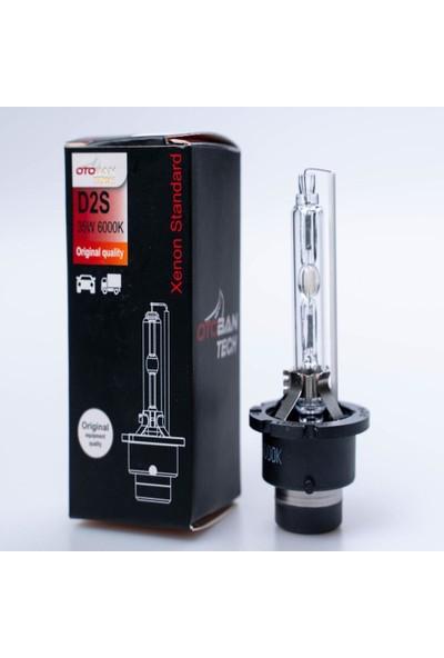 Otoban Oto LED Far Xenon Ampul D2S 6000K 35W Otoban