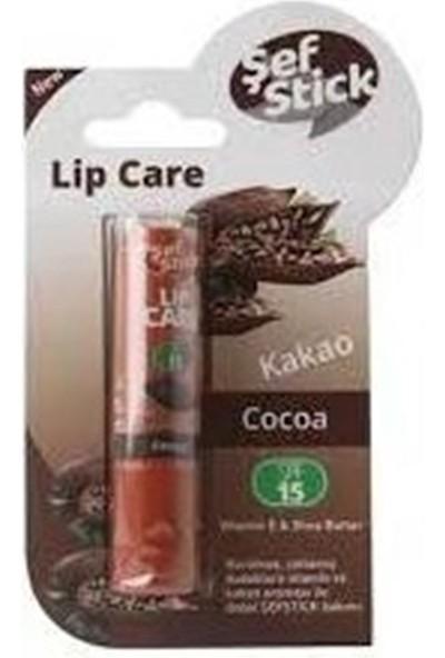 Şef Stıck Lıp Care Cacao