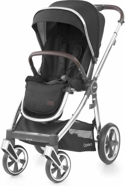 Oyster 3® Bebek Arabası - Caviar