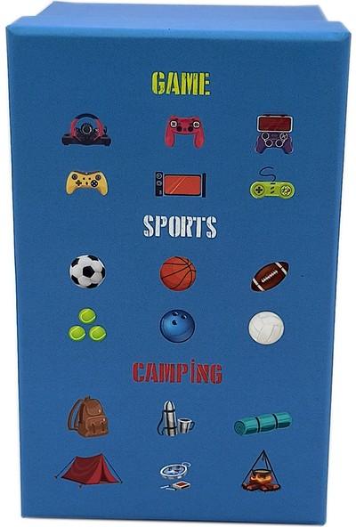 Ambalajist Hediye Kutusu Game Sport Camping 1 No Kutu