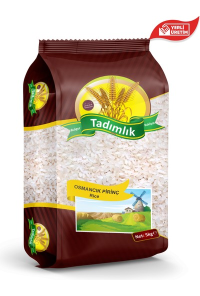 Tadımlık Osmancık Pirinç 5 kg