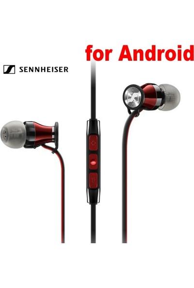 Sennheiser Momentum Kulak İçi 3.5mm Derin Bas Kulaklık (Yurt Dışından)