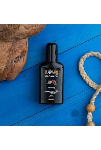 Love Sun Bronzlaştırıcı Kakao Yağı