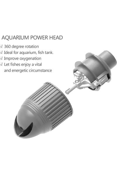 Buyfun Akvaryum Güç Kafa Balık Tankı Dalga Maker Sirkülasyon (Yurt Dışından)