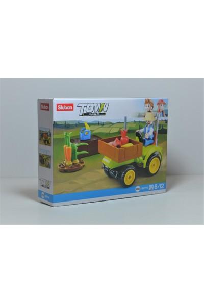 Sluban Town Traktör 14685