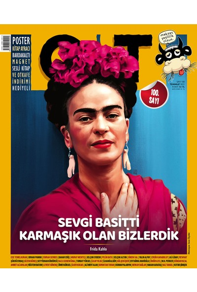 Ot Dergi Sayı: 100 Temmuz 2021