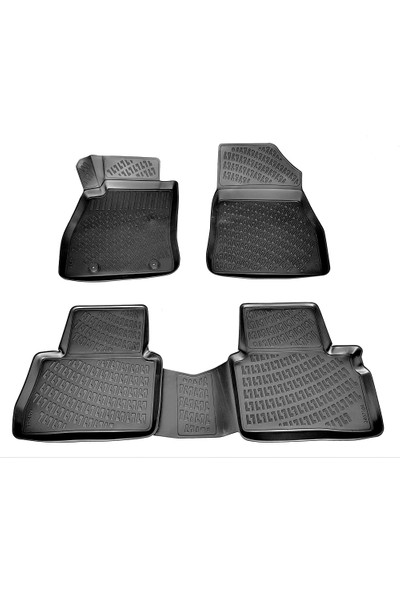 Nissan Juke 3D Paspas Havuzlu 2015 - 2020 Arası-Friemats Marka