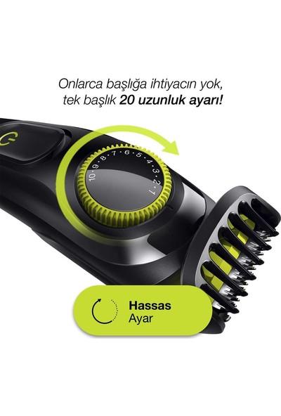 Braun Bt 3221 Saç & Sakal Şekillendirici Kablosuz Şarjlı Tıraş Makinesi