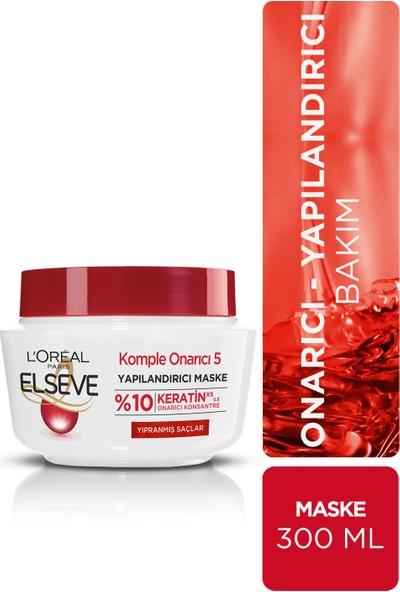 L'Oréal Paris Elseve Komple Onarıcı 5 Maske 300 ml