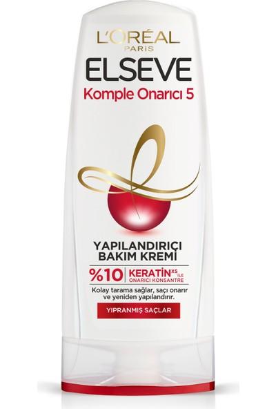 L'Oréal Paris Elseve Komple Onarıcı 5 Yapılandırıcı Bakım Kremi 360 ml