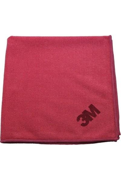 3m Scotch Brite 2012 Mikrofiber Bez Kırmızı 10'lu Paket