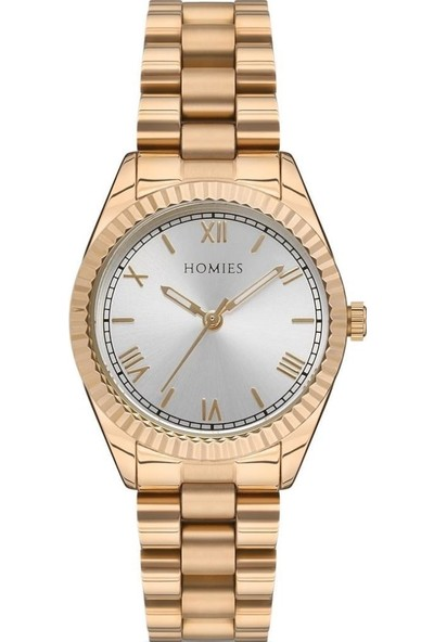 Homies HM18884S01-GGS Kadın Kol Saati