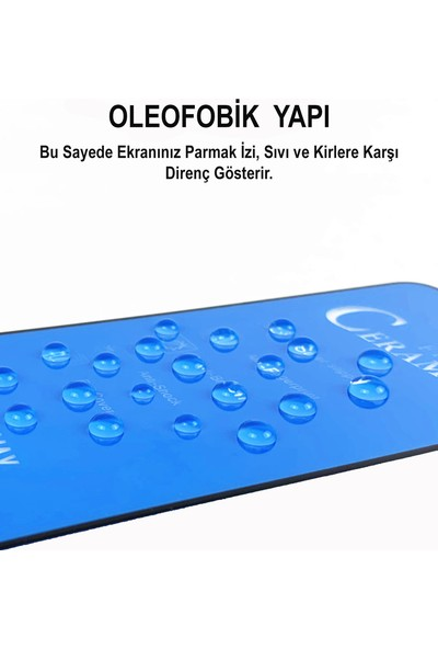 Case World Samsung Galaxy M12 Tam Kaplayan Seramik Nano Esnek Ekran Koruyucu