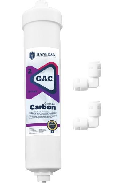Hanedan Kapalı Kasa Su Arıtma Filtresi Gac Karbon Filtre (Quick Bağlantı)