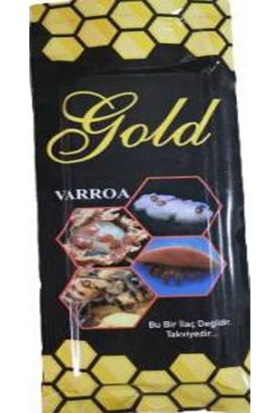 Atarlar Bal 12 Paket Atarlar Arıcılık Gold Varroa Dökme Şerit