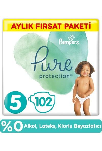 Prima Pure Bebek Bezi 5 Numara 102'LI