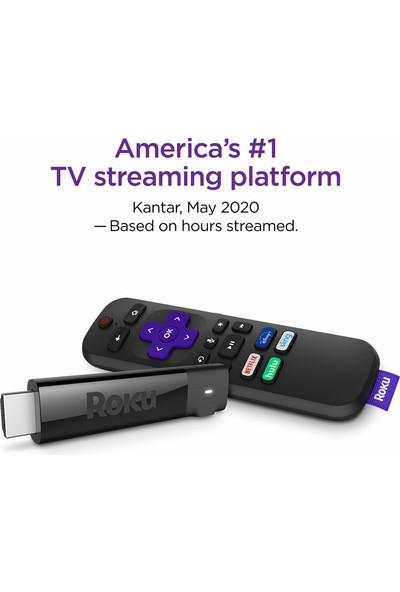 Roku Streaming Stick+ Tv Yayın Cihazı (Yurt Dışından)