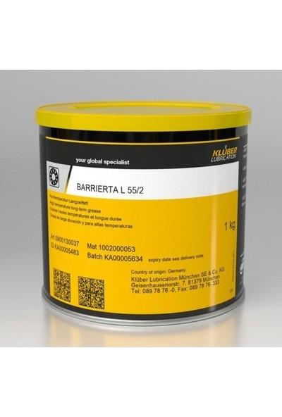 Klüber Barrierta L55 /2 1 kg