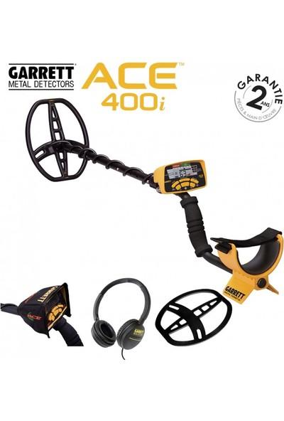 Garrett Ace 400İ Metal Dedektörü