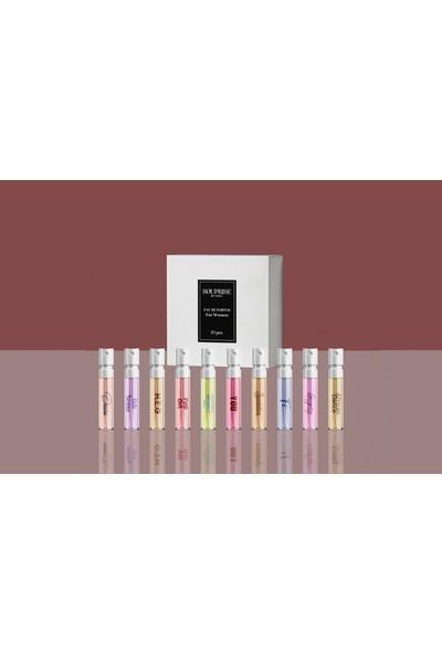 Roqvel Souprıse By Roqvel Kadın Parfüm Deneme Kutusu 10 Adet x 3 ml