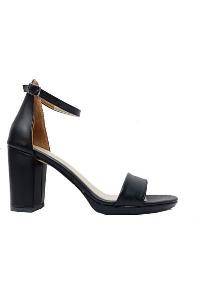 Erbay 44 Deri Trend Fashıon Kadın Sandalet