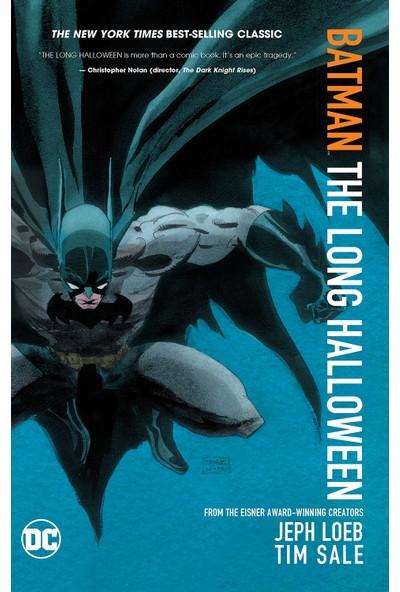 Batman: The Long Halloween (Yurt Dışından)