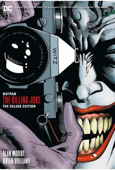 Batman: The Killing Joke Deluxe (Yurt Dışından)
