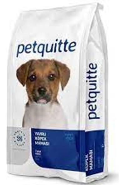 Petquitte Kuzu Etli Yavru Köpek Maması 3 kg