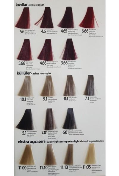 Alix Boya 6-35 Koyu Sarı Dore Akaju 2 Adet-Oksidan 20 Volum 2 Adet