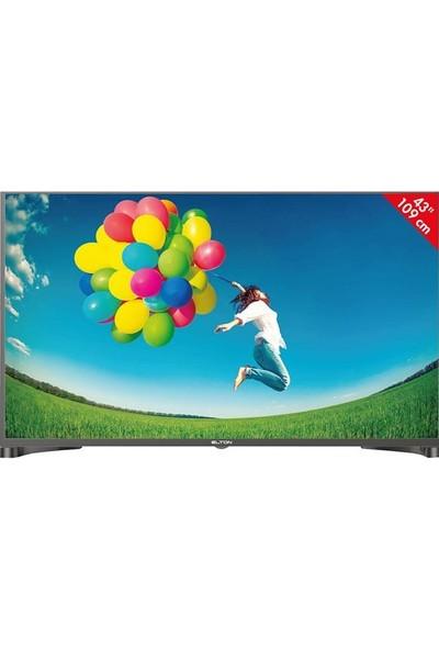 """Elton EL43DAB13 43"""" 108 Ekran Uydu Alıcılı Full Hd Android LED Tv"""