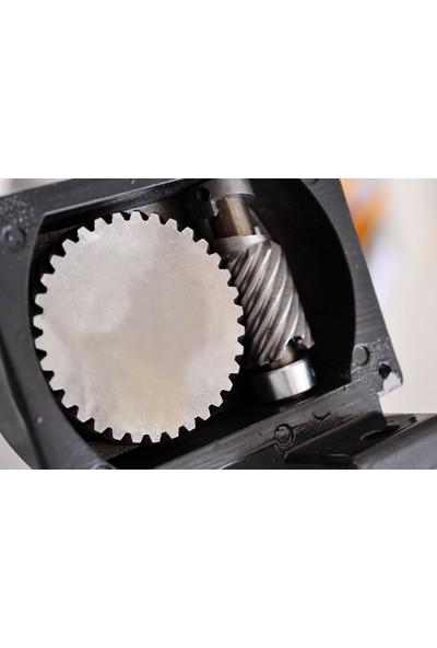 Bal Süzme Makinesi Manuel 4 Çerçeveli - Lüx Krom