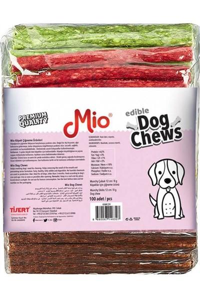 Mio Munchy Köpek Çiğneme Kemiği 12 cm 100 'lü Paket