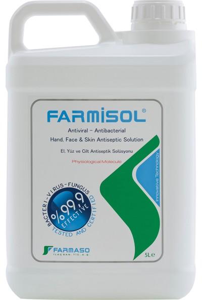 Farmisol Dezenfektan - Kişisel Kullanım 5 Litre