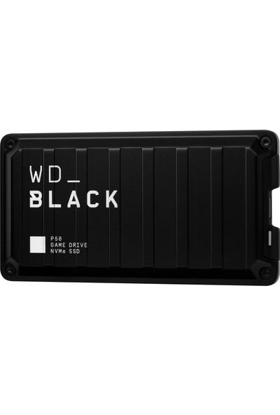 Western Digital 500 GB Black P50 Game Drıve Taşınabilir SSD WDBA3S5000ABK-WESN