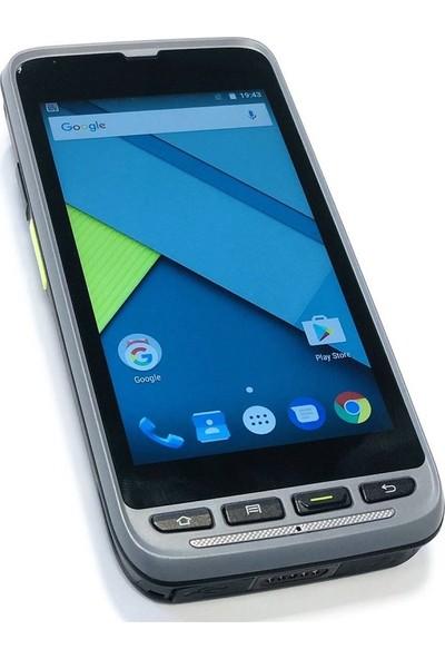 Sewoo 5.0 NBP60 1.3ghz Wlan Bluetooth 4g Lte (1d) Barkod Android El Terminali