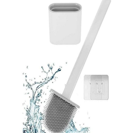 Aydepo Silikon Tuvalet Fırçası