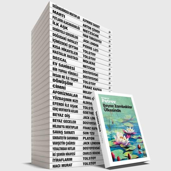 Halk Kitabevi Büyük Dünya Klasikleri Seti - 30 Kitap