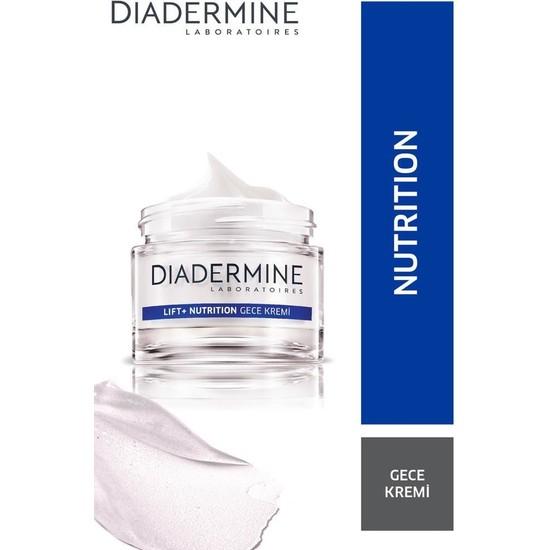 Diadermine Nutrition Kırışıklık Karşıtı Gece Kremi 50 ml