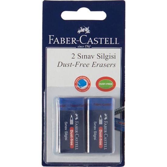 Faber-Castell 2'li Sınav Silgisi