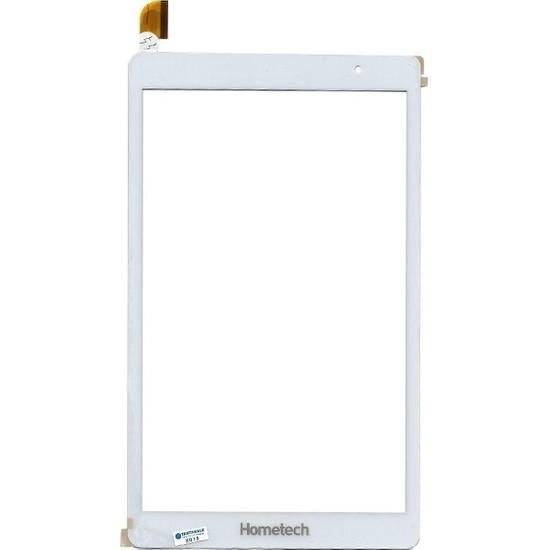 Emxtech Hometech Alfa 8mb Uyumlu Dokunmatik Beyaz