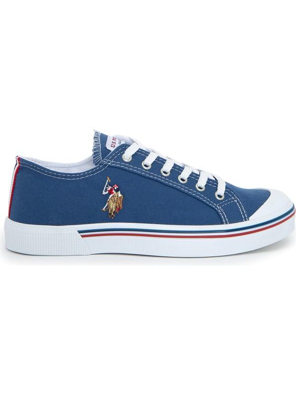 U.S. Polo Assn. Mavi Ayakkabı 50234378-VR028